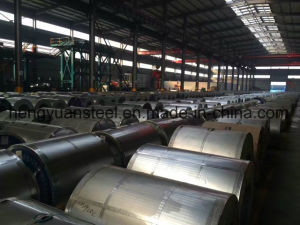 None Anti-Finger Aluminized Zinc Steel Galvalume Coil Gl pictures & photos