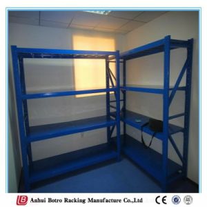 Galvanized Display and Storage Supermarket Shelving pictures & photos