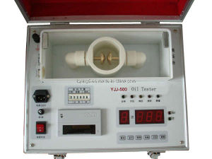 Breakdown Voltage Tester 80kv pictures & photos