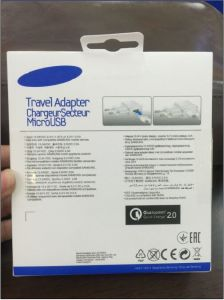 OEM Fast Charging for Samsung S7 USB Charger Adapter pictures & photos