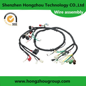 Manufactures Wire Harness Cable Assembly for Automobile Vehicle pictures & photos