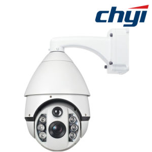 Surveillance 700tvl Infrared Security CCTV PTZ Speed Dome Camera pictures & photos
