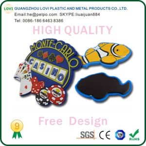 Soft PVC Fridge Magnet pictures & photos