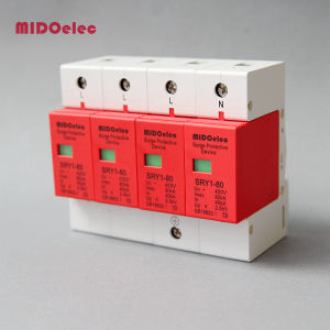Surge Protective Device/Power Supply SPD/Surge Protector pictures & photos