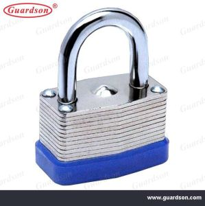 Laminated Padlock, Made of Steel (501011) pictures & photos