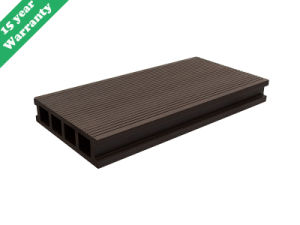 Wood Plastic Composite Engineered Flooring Type Composite Floor WPC pictures & photos