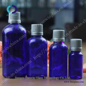 Dark Blue Series Glass Bottle for Essential Oil (V-300series)