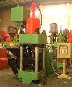 Iron Filing Briquette Machine -- (SBJ-360) pictures & photos