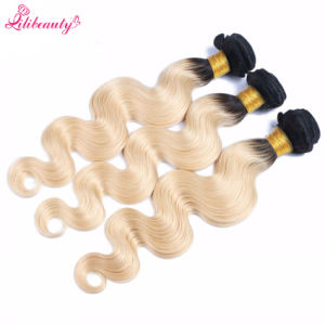 Wholesale 2t Brazilian Remy Human Hair Body Wave Hair Bundles pictures & photos