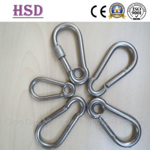 Snap Hook, Ss316, Ss304, Good Quality, Snap Hook with Screw, with Eyelet, Rigging Hardware, Marine Hardware pictures & photos