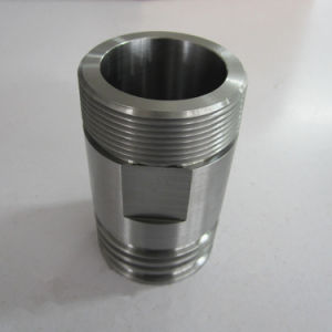 Petrol Line Fitting Turning Parts for Gas Station pictures & photos