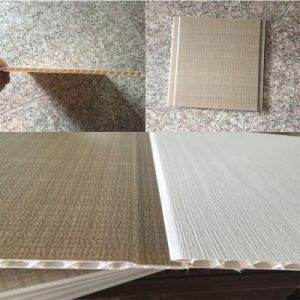 Building Materials Interior Decoration PVC Wall Panel Lamination Panel 8*250mm SGS pictures & photos