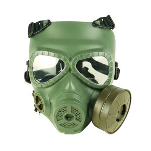 Airsoft Dummy Respirator Full Face Protection Gas Mask pictures & photos