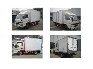 1.0t Refrigerated Truck Body pictures & photos