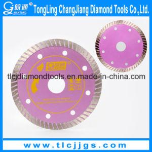 Diamond Wet Saw Blade Cutting Resin Bond Diamond Cutting Disc pictures & photos