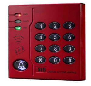 Three Light LED Fashion Design Standalone Access Controller pictures & photos