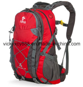 Outdoor Hiking Climbing Picnic Travel Luggage Bag Pack Backpack (CY5813) pictures & photos