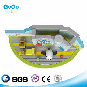 Cocowater Design Inflatable Airport Theme Bouncer/Slide LG9028 pictures & photos