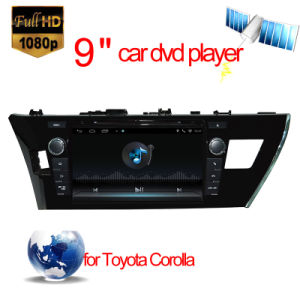 Android DVD Player for Toyota Corolla GPS Navigation pictures & photos