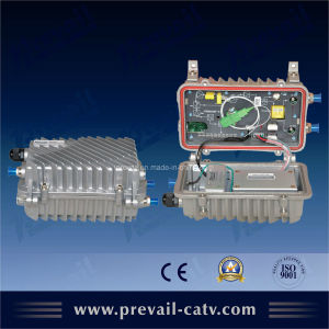 CATV Waterproof Optical Receiver (WR8602MF-B) pictures & photos