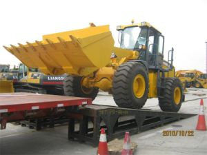 3t Mini Front Loader for Sale (LW300KN) pictures & photos