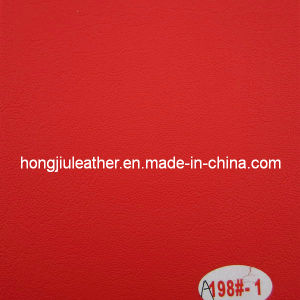 Rexine Leather, New Automotive Vinyl Leather for Car Seat (Hongjiu-A198#) pictures & photos