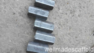 Wall Concrete Formwork Accessories Water Stop Hex Nut pictures & photos