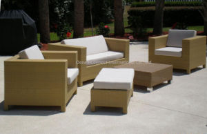 Wicker/ Rattan Sofa Set