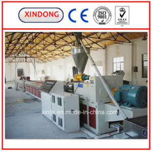PVC Doors and Windows Making Machine pictures & photos