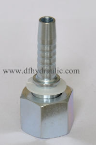 O-Ring Metric Female 24° Cone Seal L. T. Hose Fittings pictures & photos