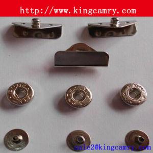 Bag Button Metal Purse Button Wallet Clip Button pictures & photos