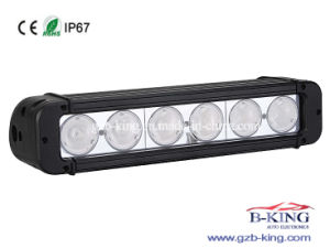 IP67 Super Bright 9-70V 60W CREE LED Light Bar pictures & photos
