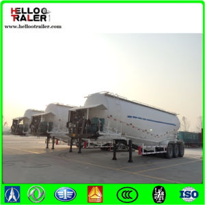 V Style 3 Axle 30-90cbm Cement Silo Compressor Trailer pictures & photos