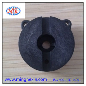 Black Plastic Precision Injection Part with ISO SGS