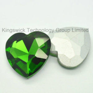 Hot Sale Heart Crystal Stone Sewing Stones on Clothes pictures & photos