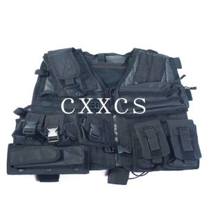 Black Tactical Vest pictures & photos