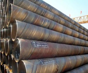 ASTM Spiral Steel Pipes