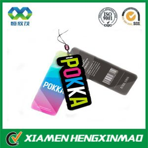 Fancy Design Customized Hang Tag for Packaging Bag