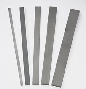 Carbide Strips Without Degree