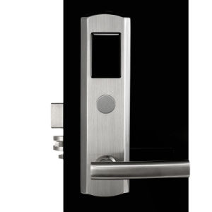 High Security RF Card Mortise Lock Keyless Electronic Hotel Smart Door Lock pictures & photos