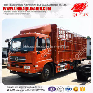 Good Quality Dongfeng 4X2 Truck with Commins Engine pictures & photos