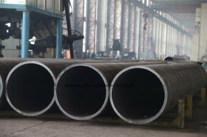 Welded Steel Structure Steel Pipe pictures & photos