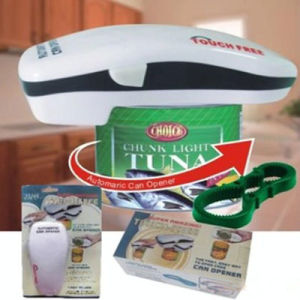 New Can Opener, Electric Can Opener, Automatic Can Opener pictures & photos