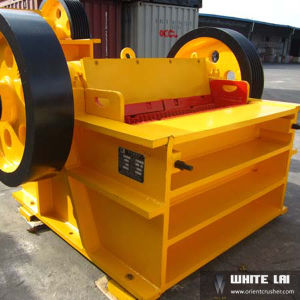 China Jaw Crusher for Concrete Road Construction (PE250X1200) pictures & photos