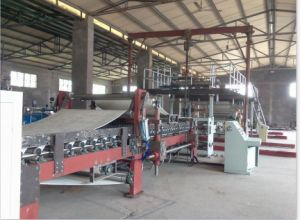 High-Tech Corrugated Box Making Line pictures & photos