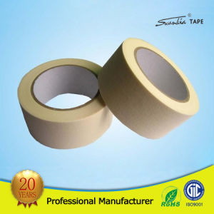 High Quality Crepe Paper Masking Tape pictures & photos