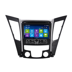 Car DVD with GPS Navigation System for Sonata 2011 with Windows 8 Ui iPod RDS Philips Tuner (IY8016)