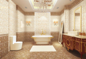 630015 Hot Sale, Water Proof Glazed Bathroom Tile pictures & photos