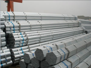 Galvanized Steel Tube with High Quality