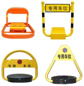 Factory Direct Sell Various Automatic Remote Control Car Parking Space Barrier Lock pictures & photos